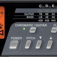 BOSS ギター/ベース用チューナー(TU-12EX)