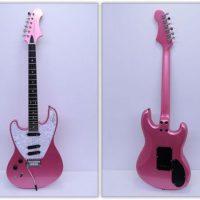 グレコのエレキギター(左用)BG-1100T/LH