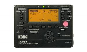 KORGのチューナー/メトロノーム/レコーダー(TMR-50)