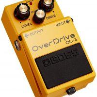 BOSSのギター用エフェクター(OD-3 )