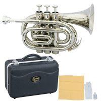 MAXTONEのポケット トランペットB♭管(TM-100N)